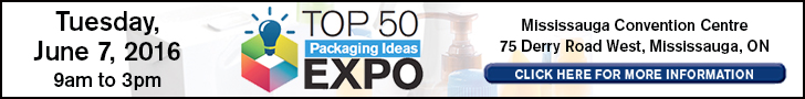 Top 50 Packaging Ideas Expo