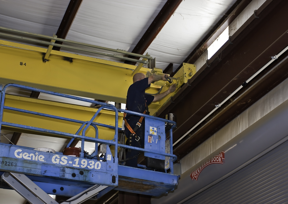 Engineered Systems improves crane safety with Field ID inspection