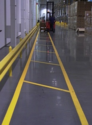 Doing Lines Choosing Tape Over Paint When Marking Industrial Floors Mro Magazine