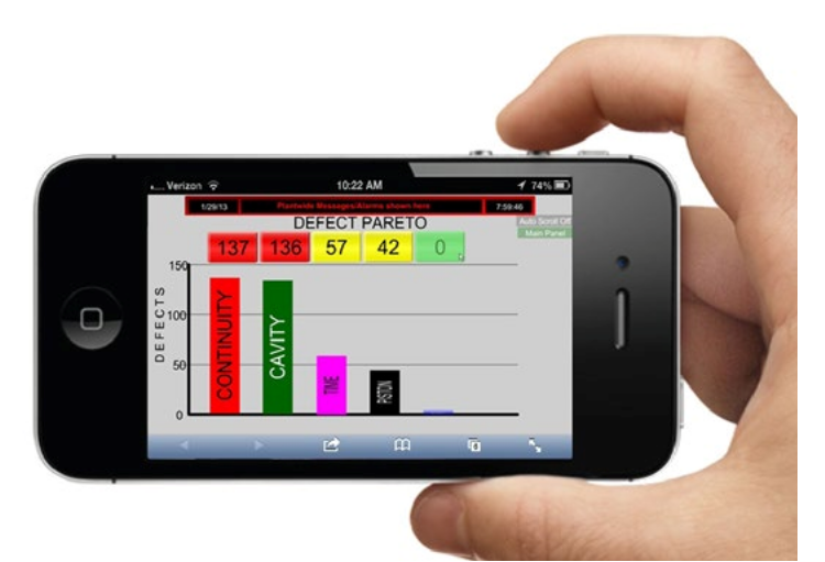 Parker's Remote Manager app.