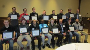 Graduates in the Canadian Tooling & Machining Association's trades program have been offered full-time employment.