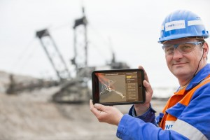 Asset Care will be the first in a suite of apps that RWE Generation and IBM will jointly develop and deploy to RWE mining employees. (PRNewsFoto/IBM)
