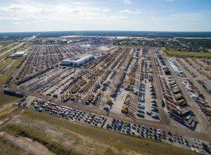 Ritchie Bros. sells 10,700+ items for US$172+ million at premier global auction in Orlando (CNW Group/Ritchie Bros. Auctioneers)