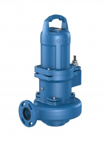 KSB's updated Amarex KRT submersible pump series for wastewater applications
