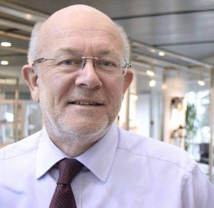 Roger Hallett: Festo Canada's new President and CEO. (Photo: Festo)