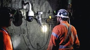 i-Vision Systems, a G4S Company, supports the International Mining Rescue Competition. (CNW Group/G4S Canada)