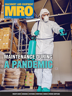 MRO September 2020 Issue Available On-Demand