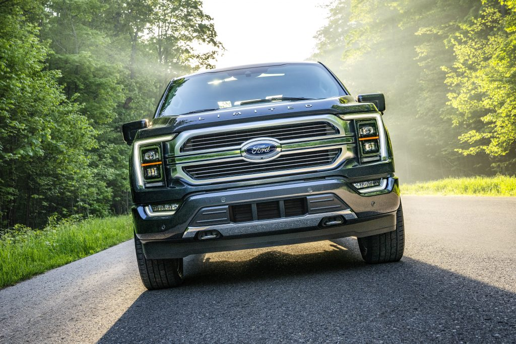 2021 Ford F-150 Takes Things a Step Further