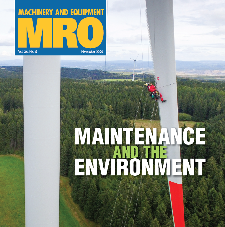 MRO November 2020 Issue Available On-Demand