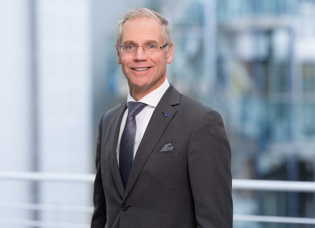 SKF Names New President and CEO