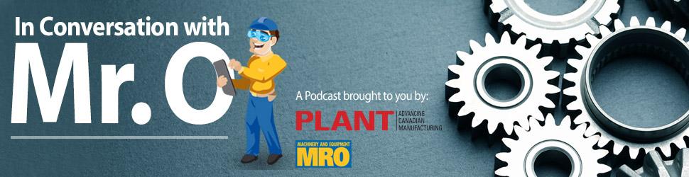 MRO Magazine Podcasts