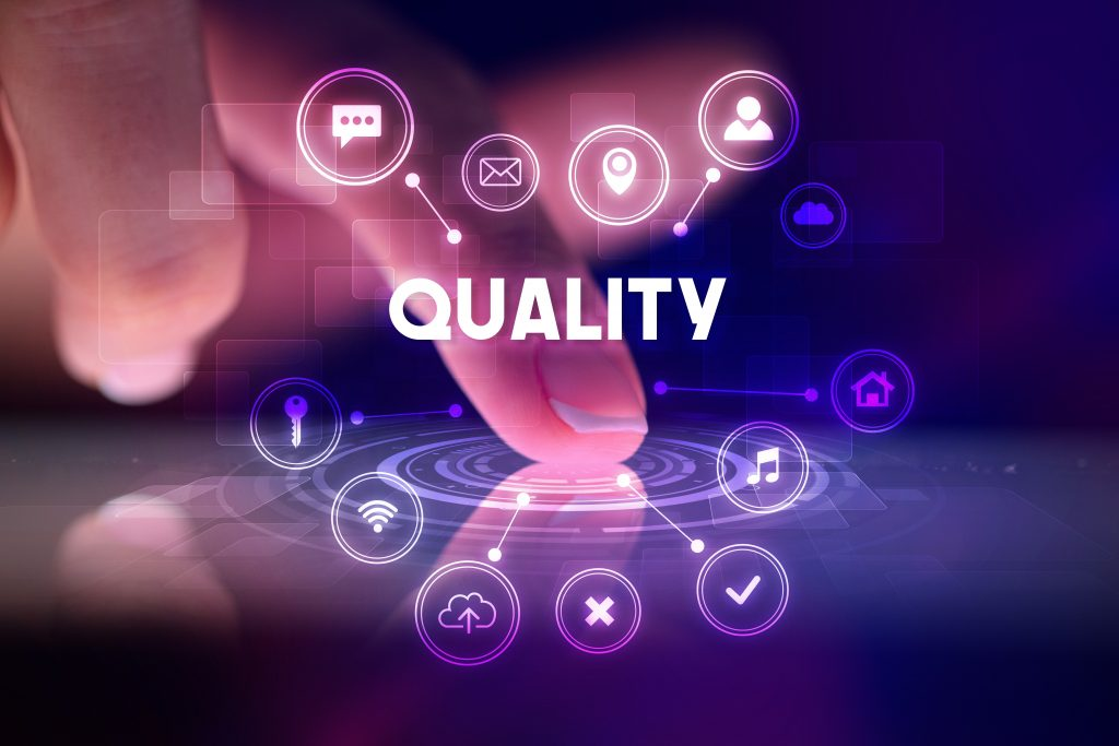 Digitalization, Operations Technology, and the Importance of Data Quality