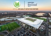 Kontrol Technologies to provide real-time air quality and viral monitoring for VfL Wolfsburg