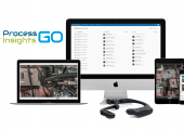 Process Insights offers remote connected 24/7 service