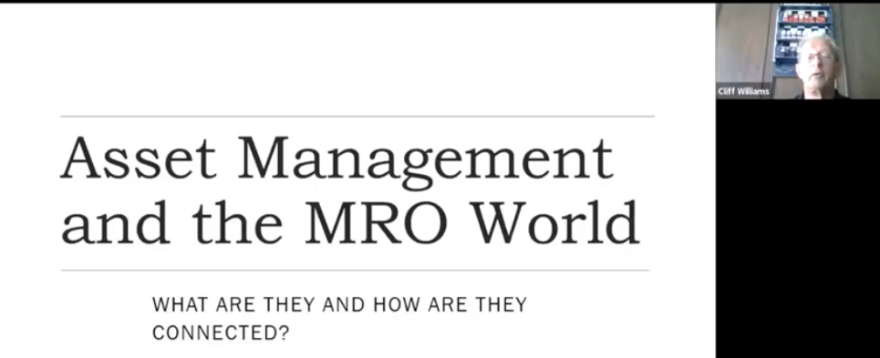 VIDEO: Asset Management and The MRO World